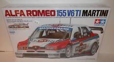 Tamiya 1:24 Alfa Romeo 155 V6 TI Martini #24176 NIB