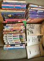 Manga Comics Collection Anime Kpop Books Animation Edition Lot Of 40+ Assorted