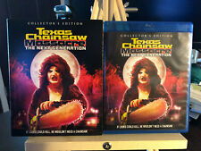 Texas Chainsaw Massacre The Next Generation Blu-ray Collector's Edition 1994