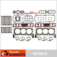 1996 Ford Mustang Mercury Cougar 3.8L OHV Head Gasket Bolts Kit