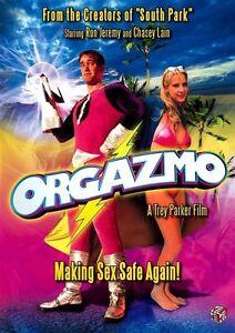 Orgazmo DVD 1997 Mormon Comedy Movie - From Creators of South Park AUST REG 4