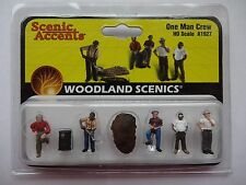 Woodland Scenics Ho #1927 One Man Crew