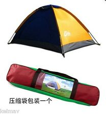 2 Person Dome Camping Tent Waterproof camp outdoor fishing hiking indoor