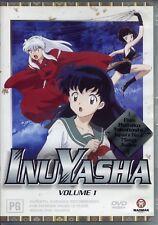Inuyasha  (Volume 1) - R4 (DVD) Anime