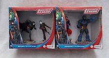 Schieich Liga De La Justicia-Batman Vs Joker + conjuntos de Superman Vs Darkseid Figura