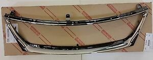 LEXUS OEM FACTORY CHROME GRILL SURROUND 2008-2014 ISF