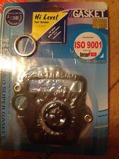 Top End Gasket Set Kit - Honda C90P T MP MT Cub 95-02 Metal Head Gasket (115263)