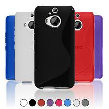 Coque en Silicone HTC One M9 Plus - S-Style  + films de protection