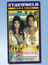 CLEOPATRA die nackte Königin vom Nil VHS Pascale Petit RAR George Ardisson KULT