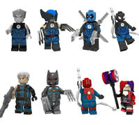 Movie Marvel Colossus Wolverine Deadpool Cable Spider-Man Venom Building Blocks