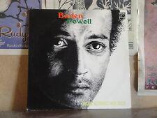 BADEN POWELL, ORIGINAL RECORDINGS FROM BRAZIL - LP EVER-12 JAPANESE PRESSING