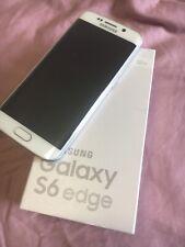 SAMSUNG S6 EDGE, 32GB, BIANCO, NUOVO, SIGILLATO