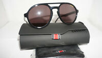Carrera New Sunglasses Pace Aviator Black Black Iridium 80770 53 20 145