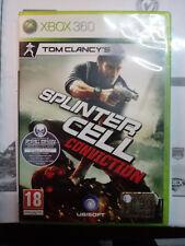 Tom Clancy's Splinter Cell Conviction GIOCO XBOX 360 VERSIONE ITALIANA