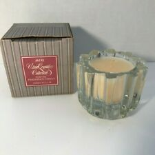 Vintage Avon Ultra Crystal Collector FoxFire Fragranced Candle