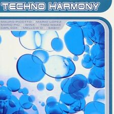 Techno Harmony (2000, noble) Mario piú, Maruo picotto, Baby D, Blank/J [double CD]