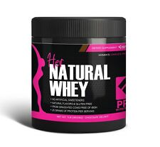 Her Natural Whey Protein Powder For Women - Grass Fed - Naturally Sweetened