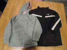 Girl's Zero Exposure 2-Jackets-in-1 - XXS (4-5)  - NEW W/TAGS - Water Resistant