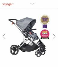 Phil and Teds Voyager Pram  + Double Kit!