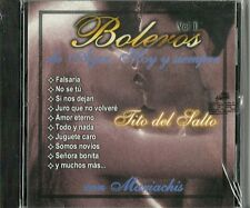 Boleros De Ayer Hoy Y Siempre  Volume 2 Latin Music CD New