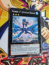 Number 17: Leviathan Dragon sp13-en023 Unltd Ed (VG) Starfoil Yu-Gi-Oh!