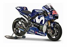 Yamaha YZR-M1 (Maverick Vinales No.25 MotoGP 2018) Diecast Model Motorcycle