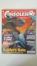 Konsolen über Nr.112 Mai 2001 Baldurs GATE POKEMON Gold & Silber GBA DREAMCAST