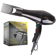 Wahl Afro Power Pik 5000 Pro Hair Dryer Salon Professional Styling Nozel**uk