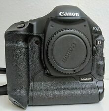 Canon EOS 1D Mark IV 16.1MP Digital SLR Camera - Black (Body Only) w/ 1x Battery