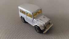 Voiture Miniature Majorette « 4x4 Toyota N°277» 1/53 Bon Etat.