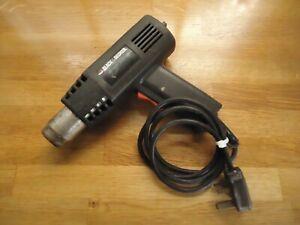 Black & Decker BD1602 hot air gun in good working order