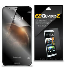 4X EZguardz LCD Screen Protector Skin Cover Shield HD 4X For Huawei GX8 (Clear)
