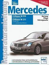 Mercedes E-Klasse Diesel, Vier-, Fünf- und Sechszylinder von Peter Russek (2009, Kunststoffeinband)