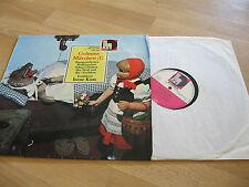 LP Grimms Märchen 1 Die Volksplatte Rötkäppchen Irene Koss Vinyl SMVP 6047