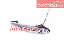MINI COOPER R50 R55 R59 LEFT SIDE OUTSIDE DOOR HANDLE CHROME GENUINE OEM