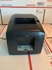 Star Micronics Tsp650 Usb Thermal Pos Receipt Printer Tested No Power Supply
