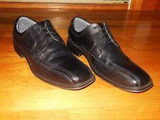 Jarman black leather men's oxfords - Sz 9 M  - Excellent condition