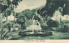 8044) S. AGATA DEI GORI AIUOLE MUNICIPALI.