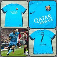 Nike Barcelona FC ARDA TURAN #7 Football Away Shirt 658789-426 Sz Large
