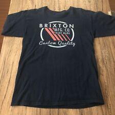 Brixton Tee Shirt Size M #12179