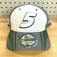 Kasey Kahne #5 NASCAR New Era Stretch Fit 39THIRTY Cap Hendrick 2016 NWT Hat
