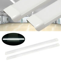 1200MM 4FT Slim LED Blade Batten Tube Light Ceiling Wall Mounted Panel Lamp 65W