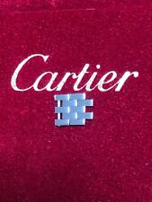 Authentic Cartier Santos Demoiselle Watch 2 Extra Link Stainless Steel 12mm