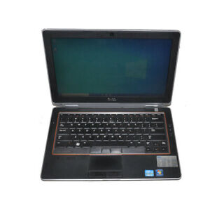 "Dell  E6320 13.3"" Laptop PC Intel  i7-2640M CPU 8G RAM 1T HDD Win10 Pro"