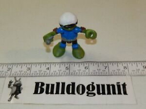 Authentic Policeman Leo Figure Half Shell Heroes Teenage Mutant Ninja Turtles