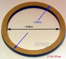 37-1091 W1091 rubber seal QD wheel hub to drum quick detachable radnabe dichtung