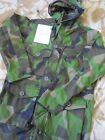 ARKTIS B110 SWEDISH camo SAS Smock DPM JACKET Army mtp BUSHCRAFT coat MEDIUM