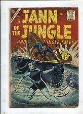 JANN OF THE JUNGLE #14 - AND JUNGLE TALES! - (4.0) 1956