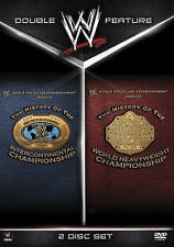 WWE: The History of the Intercontinental Championship/World Heavyweight...