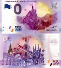 BILLET 0 EURO - 2017-2 - CHAMONIX-MONT-BLANC - UEEZ006476